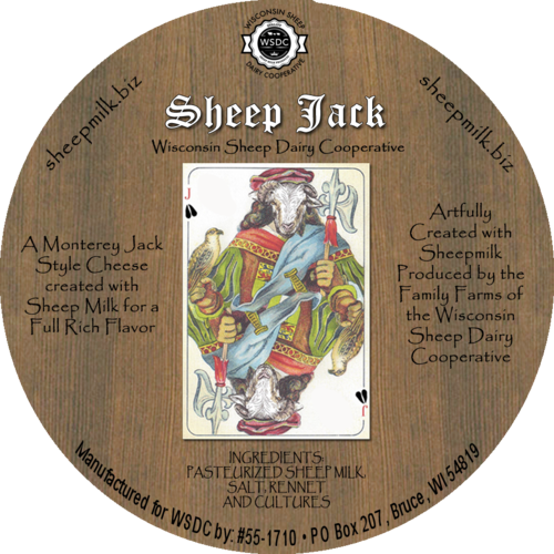 Sheep Jack - 8 oz